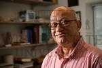 19090 Jim Hannah, Engineering Professor Maher Amer Fulbright Scholar Award 6-12-17