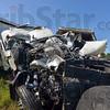 MET 071817 Semi Wreck
