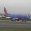 Southwest Airlines Boeing 737-700 N553WN at New York LaGuardia Airport.