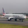 American Airlines Embraer E190 N961UW at New York LaGuardia Airport.