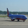 Southwest Airlines Boeing 737-300 N632SW at Pittsburgh Airport.