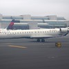 Endeavor Air Delta Connection Bombardier CRJ-900 N331PQ at New York LaGuardia Airport.