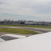 Flying from Birmingham to Newark on United Airlines Boeing 757-200 N26123.