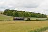 28 June 2017 :: 153361 is passing near South Newton working 9M98, the 1227 from Southampton to Great Malvern