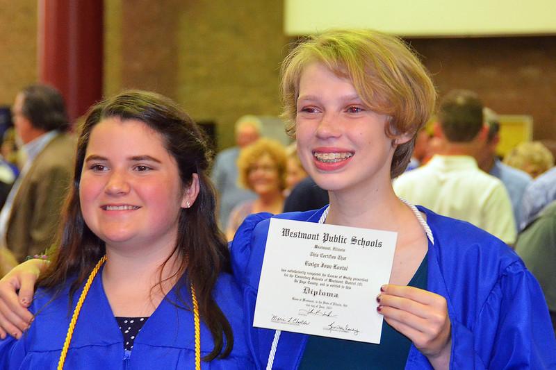 Evelyn's Graduation 29