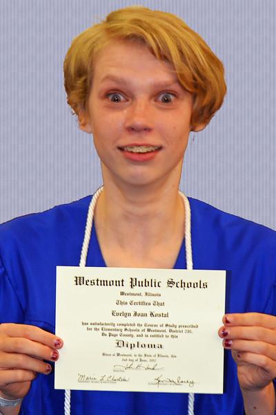 Evelyn's Graduation 35