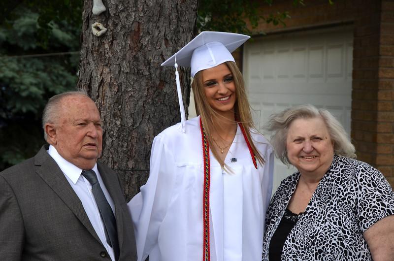 Alison's Graduation 01