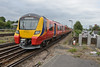 22 June 2017 :: Under test is new Class 707 no. 003 passing through Basingstoke working 5Q80 from Clapham Yard to Bournemouth