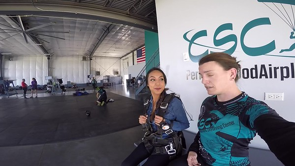 1606 Stephanie Espino Skydive at Chicagoland Skydiving Center 20170607 Jo