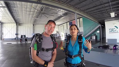 1247 meenakshi Singh Skydive at Chicagoland Skydiving Center 20170613 Brad Amy