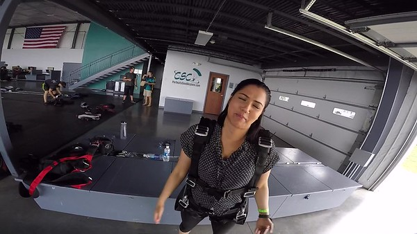 1516 Monica Khokhar Skydive at Chicagoland Skydiving Center 20170623 Cody
