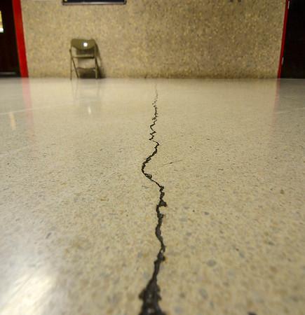 MET 061517 Floor Crack