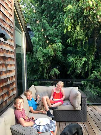 3 crazy kiddos