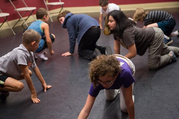 Junior Acting Class with Katrina