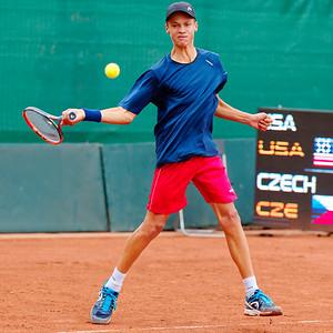 01.03b Jonas Forejtek - Team Czech Republic - Junior Davis and Fed Cup Finals 2017