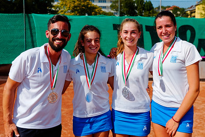 01.04e Team Greece - Junior fed cup european final round girls 16 years and under 2017
