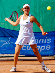 01.01b Kamilla Rakhimova - Team Russia - Junior fed cup european final round girls 16 years and under 2017