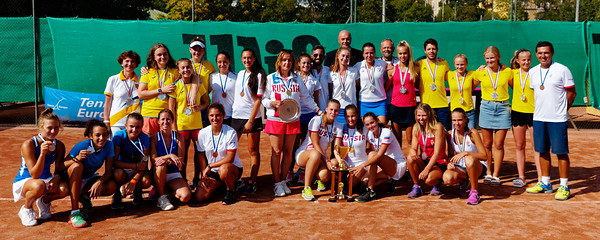 01.04d All teams - Junior fed cup european final round girls 16 years and under 2017
