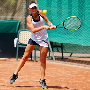 01.01e Daria Frayman - Team Russia - Junior fed cup european final round girls 16 years and under 2017