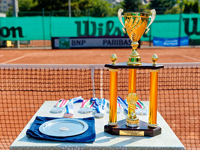 01.03 Prizes - Junior fed cup european final round girls 16 years and under 2017