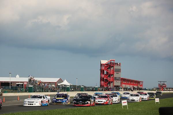 JUSTDRIVE.com 125: NASCAR K&N Pro Series East: Sept. 16