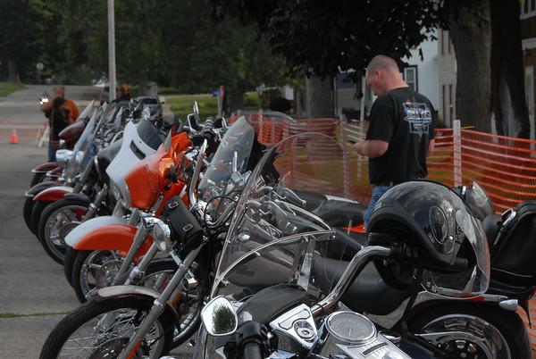 Keystone Turner BBQ Motorcycle Run, 2017
