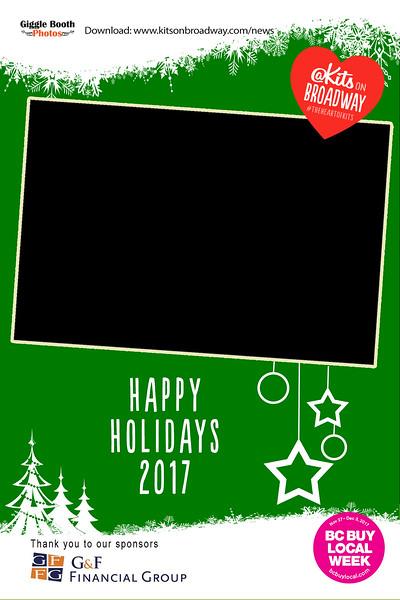 Kits On Broadway Christmas 2017