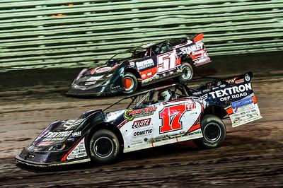 Dale McDowell (17M) and Matt Furman (51)