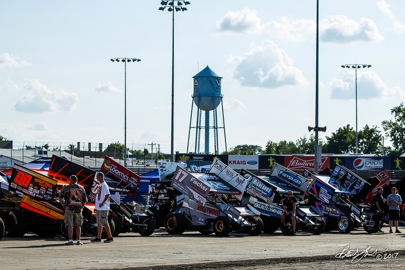 57th Annual 5-hour ENERGY Knoxville Nationals presented by Casey's General Stores - Knoxville Raceway