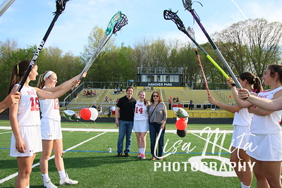 4/28/17 Lacrosse Senior Day