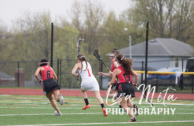 Park Girls Lacrosse vs. Parsippany