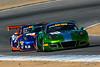 California 8 Hours - Intercontinental GT Challenge - Mazda Raceway Laguna Seca - 54 Black Swan Racing, Tim Pappas, Jeroen Bleekemolen, David Calvert-Jones, Porsche 991 GT3-R, 17 HKG Racing / GMG, Alec Udell, Wolf Henzler, Porsche 991 GT3-R