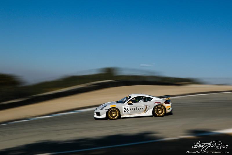California 8 Hours - Intercontinental GT Challenge - Mazda Raceway Laguna Seca - 26 Rearden Racing, Jeff Kearl, Sean McAlister, Jeff Westphal, Porsche Cayman GT4