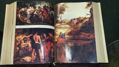 Large Bible with Photos