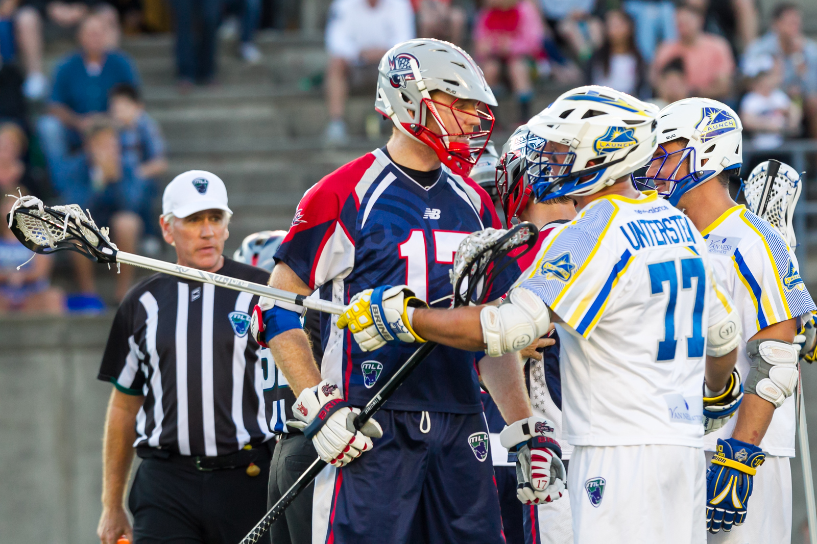 MLL: Florida Launch @ Boston Cannons