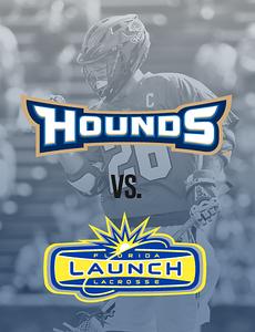 MLL: Florida Launch @ Charlotte Hounds