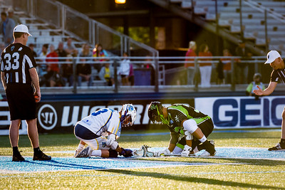 MLL: Florida Launch @ New York Lizards