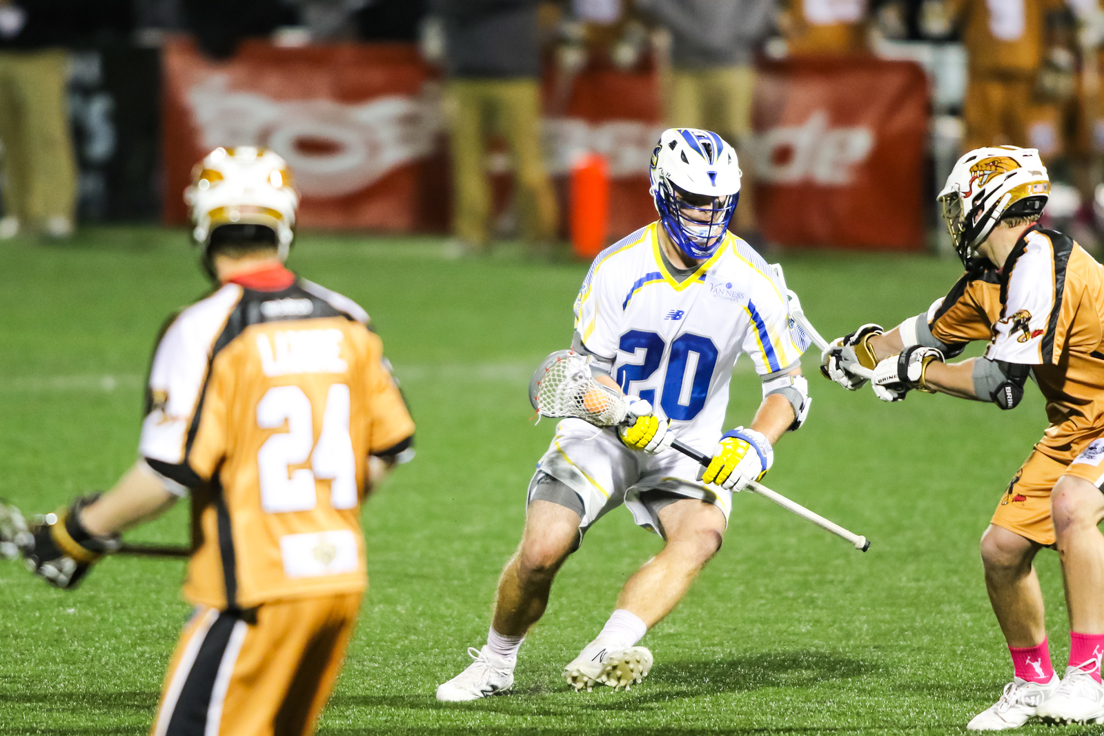 MLL: Florida Launch @ Rochester Rattlers