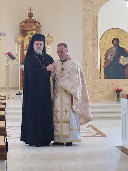 Lexington Parish Visitation