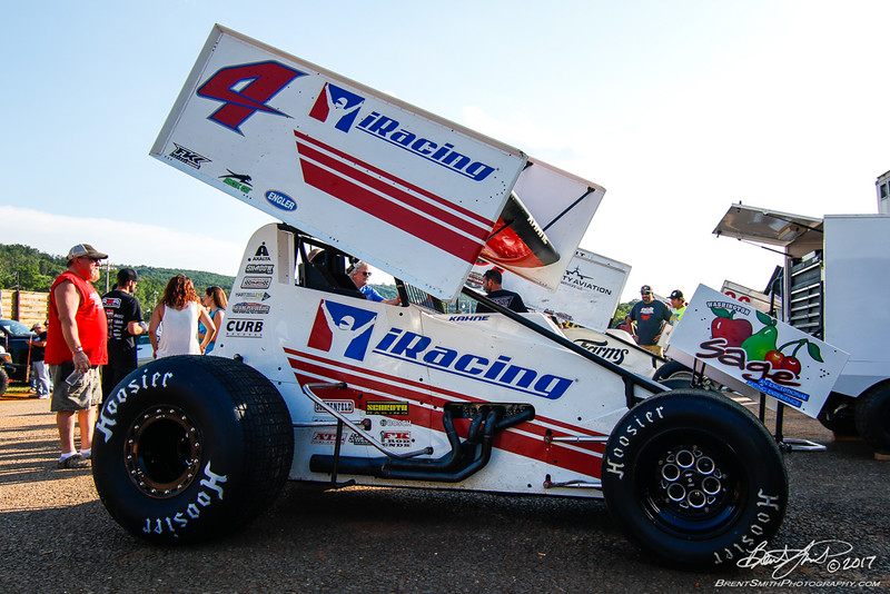 Night Before the 4th Special - Pennsylvania Sprint Car Speedweek - Lincoln Speedway - 4 Kasey Kahne