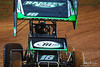 Night Before the 4th Special - Pennsylvania Sprint Car Speedweek - Lincoln Speedway - 16C Matt Campbell