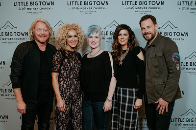 2/24 - Little Big Town at the Ryman