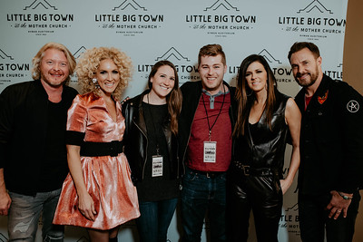 2/25 - Little Big Town at the Ryman