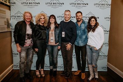 11/27 - Little Big Town at the Ryman