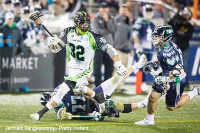 MLL: New York Lizards @ Chesapeake Bayhawks