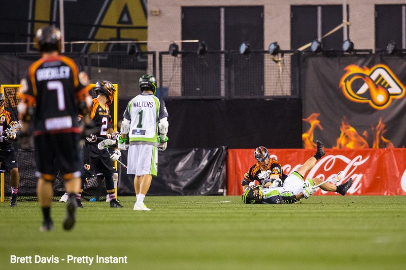 MLL: New York Lizards @ Atlanta Blaze
