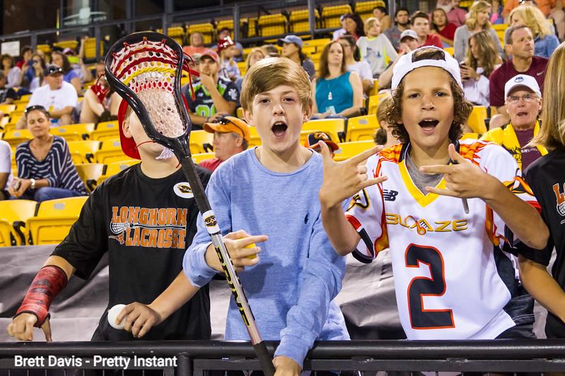 MLL: New York Lizards @ Atlanta Blaze