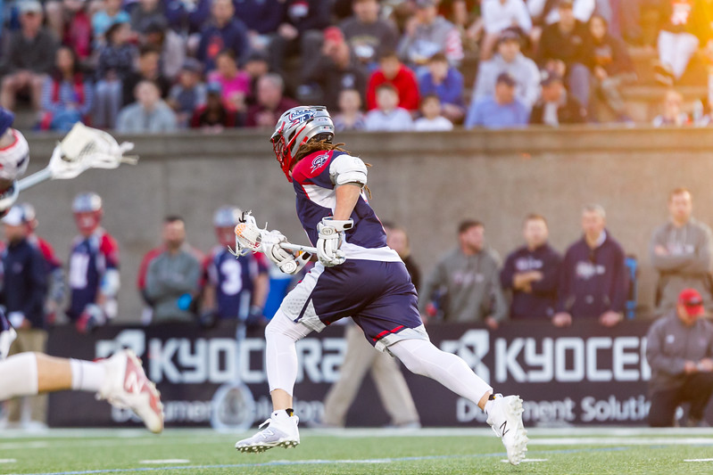 MLL: New York Lizards @ Boston Cannons