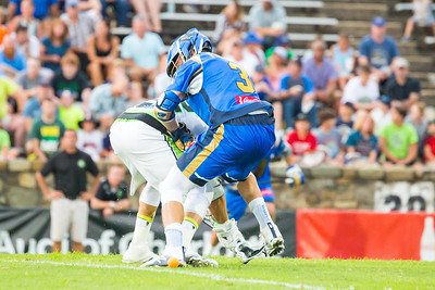 MLL: New York Lizards @ Charlotte Hounds