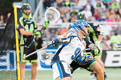 MLL: Charlotte Hounds @ New York Lizards